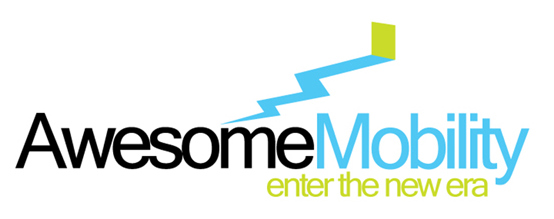 AwesomeMobility logo - Home